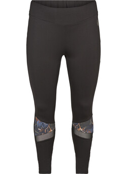 Cropped training leggings