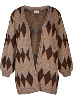 Cardigan mit Wolle