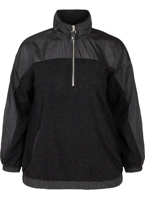 Anorak mit Fleece