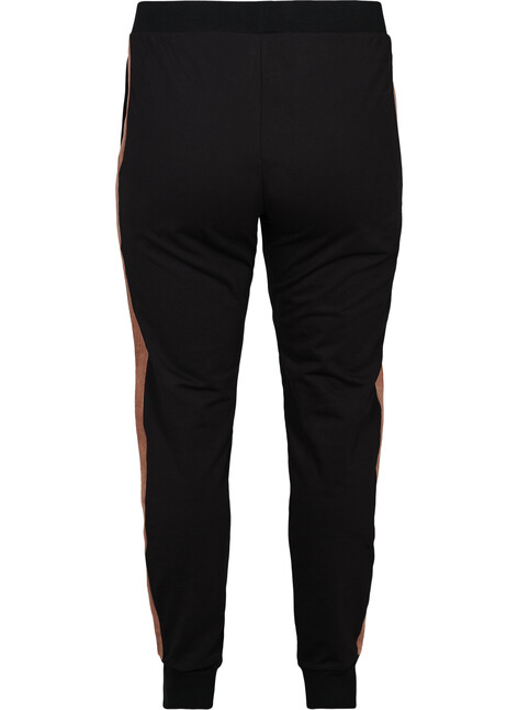 Sweatpants met velours