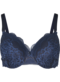 Lace Alma bra with underwiring