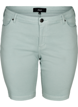 Slim Fit Emily Shorts mit normaler Taille