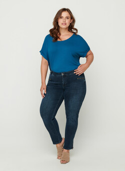 Cropped slim fit Emily jeans
