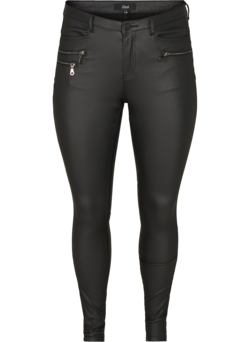 Coated extra slim Sanna Jeans