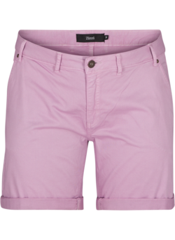 Regular fit shorts i bomuld