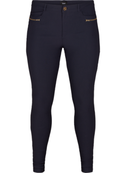 Slim-fit broek met stretch