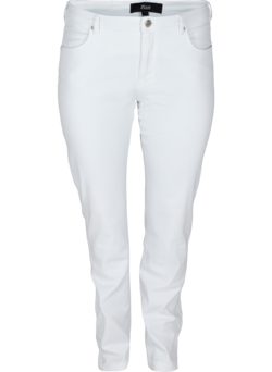 Slim fit Emily jeans med normal talje