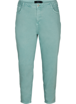 Mom Fit Jeans aus Baumwolle